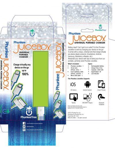 JuiceBox package-5.6.15c